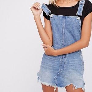 NWT Free People \\ torn up jumper